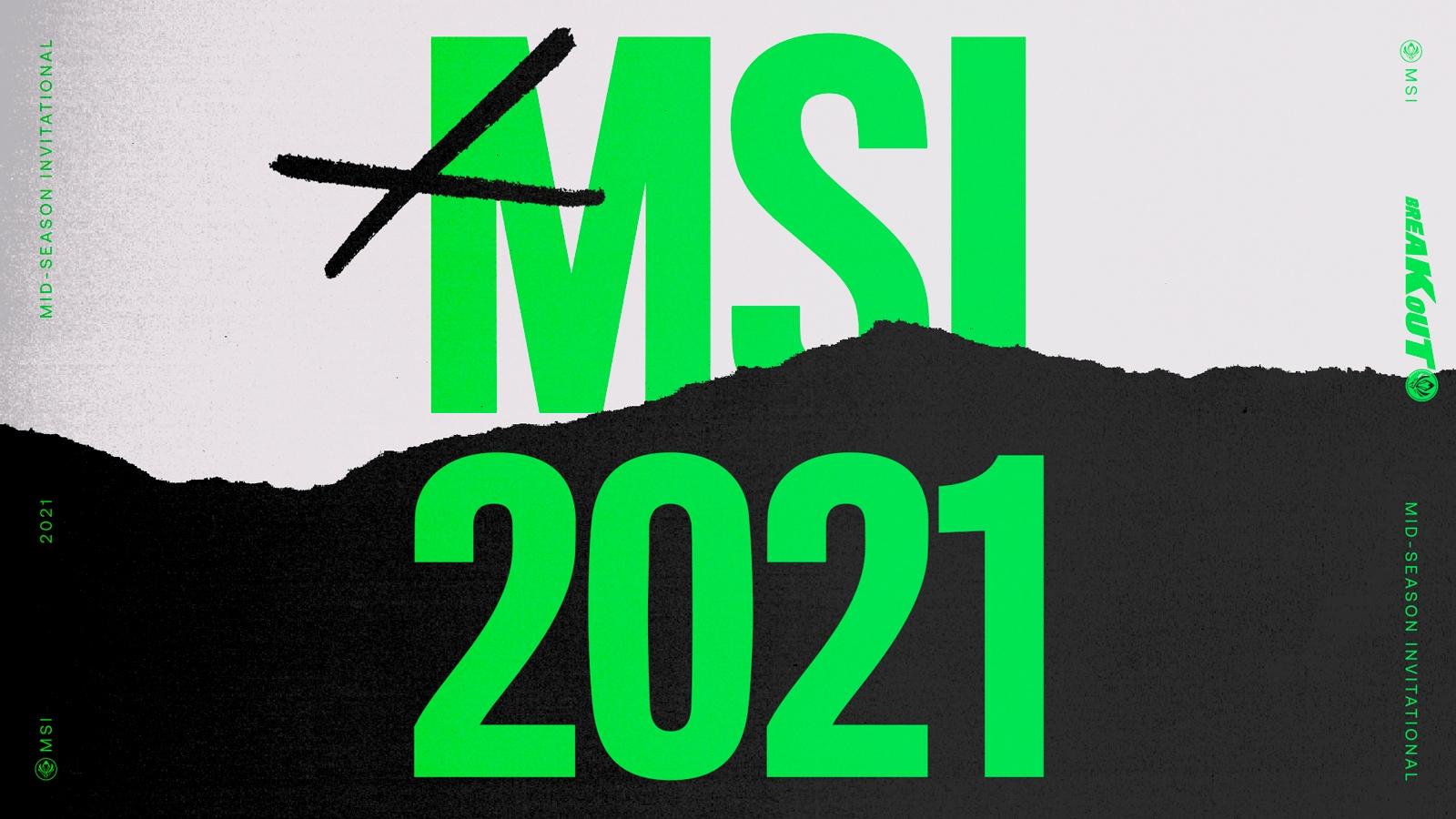 Riot Games MSI 2021