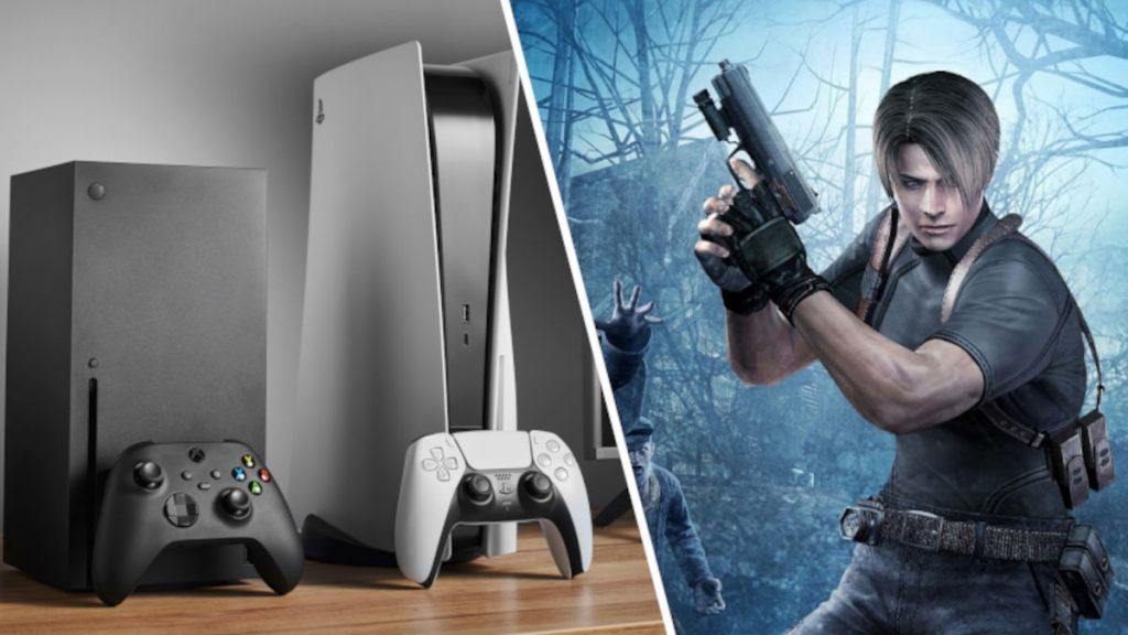 Resident Evil 4 Remake solo sería para PS5, Xbox Series X y PC
