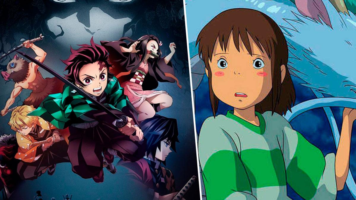 Demon Slayer El Viaje de Chihiro