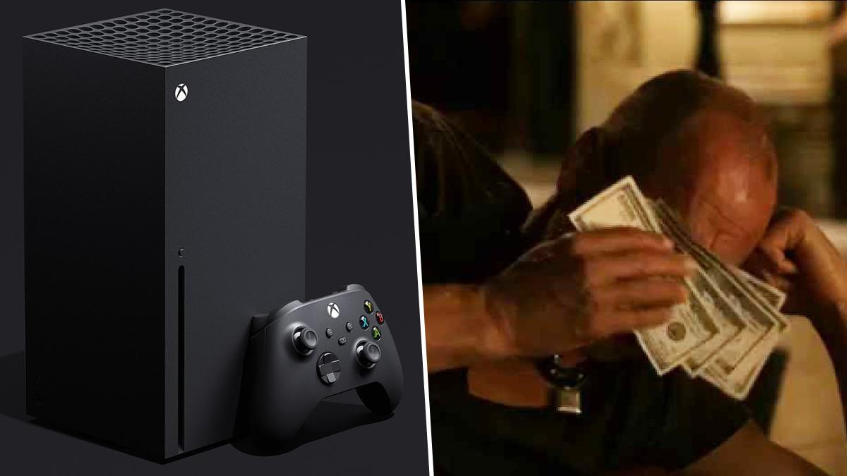 xbox, microsoft, pérdidas