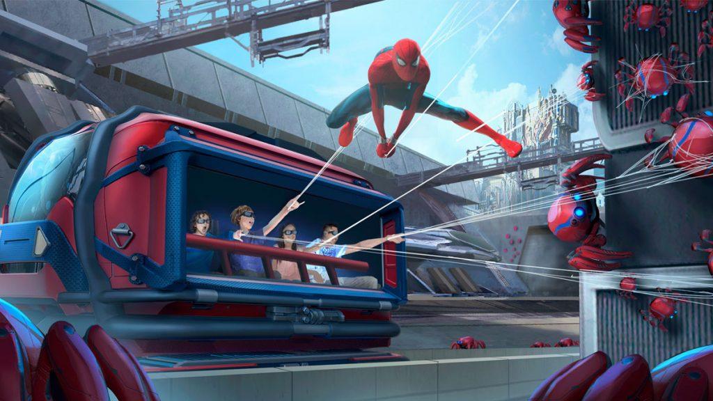 Microtransacciones Spider-Man Disney