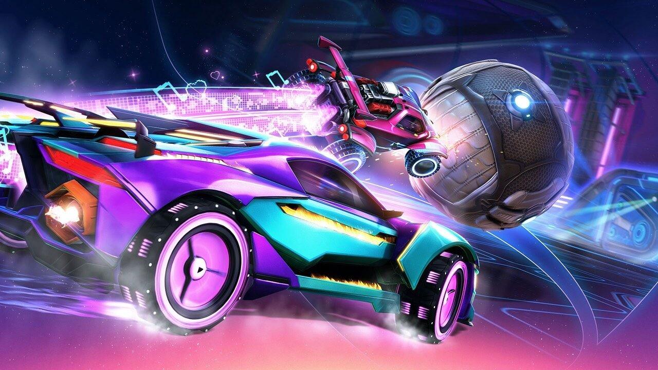 segundo torneo de Rocket League