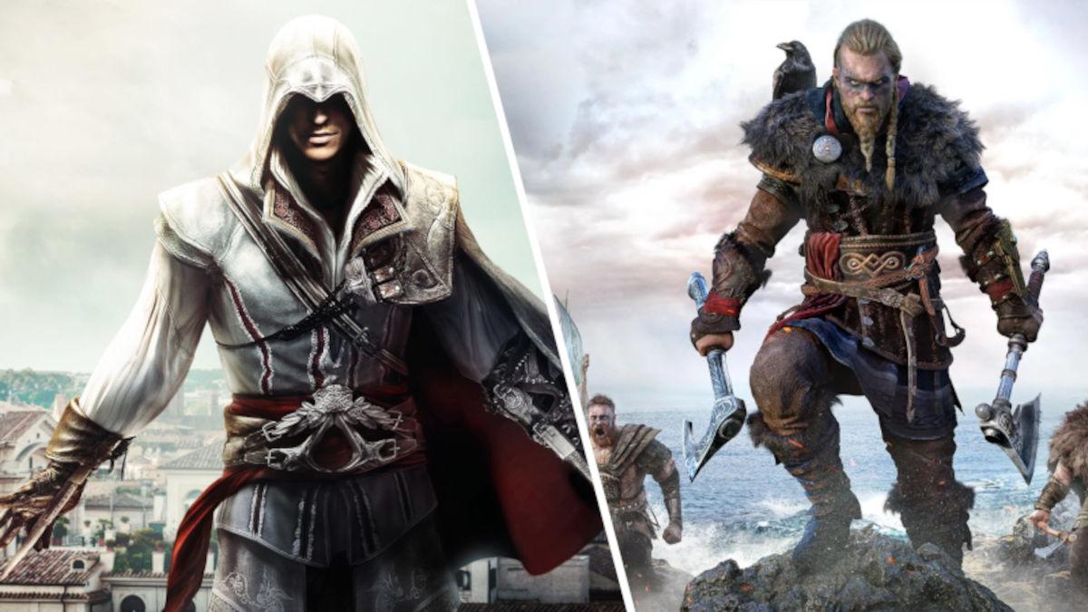 Assassin's Creed tiene un personaje LGBT+ desde hace mucho