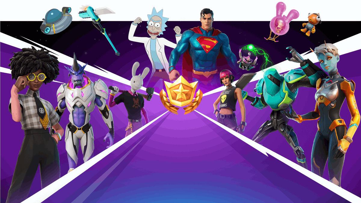 Fortnite: ¿Cómo conseguir a Rick Sánchez y Superman?