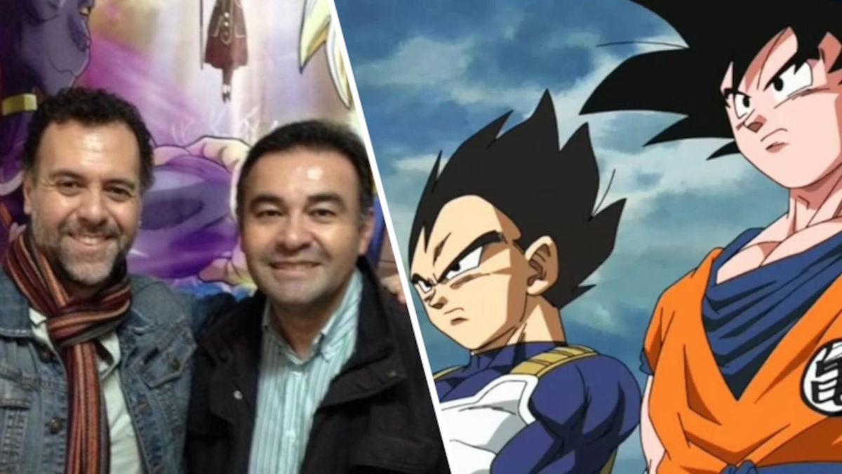 Actores de Goku y Vegeta de Dragon Ball narrarán Juegos Olímpicos