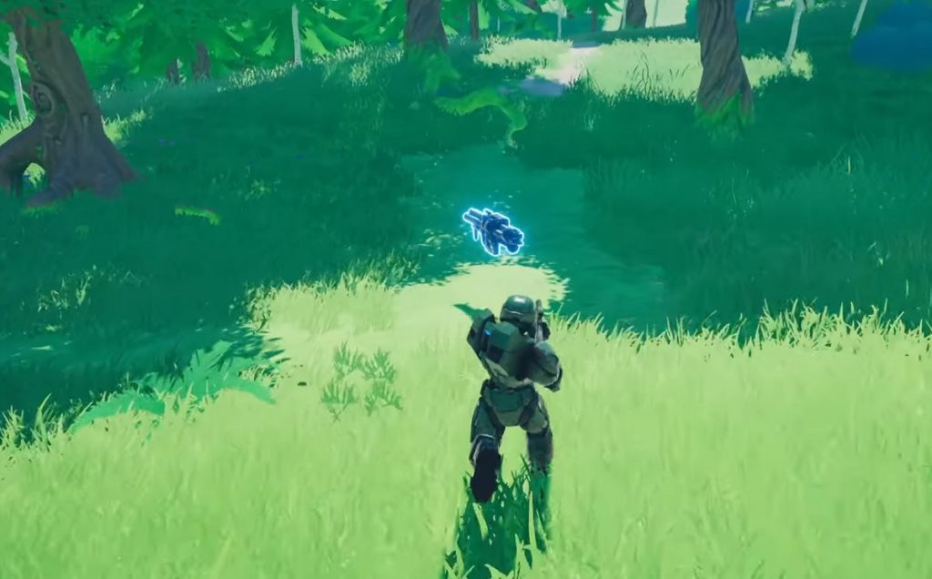Halo Infinite Switch