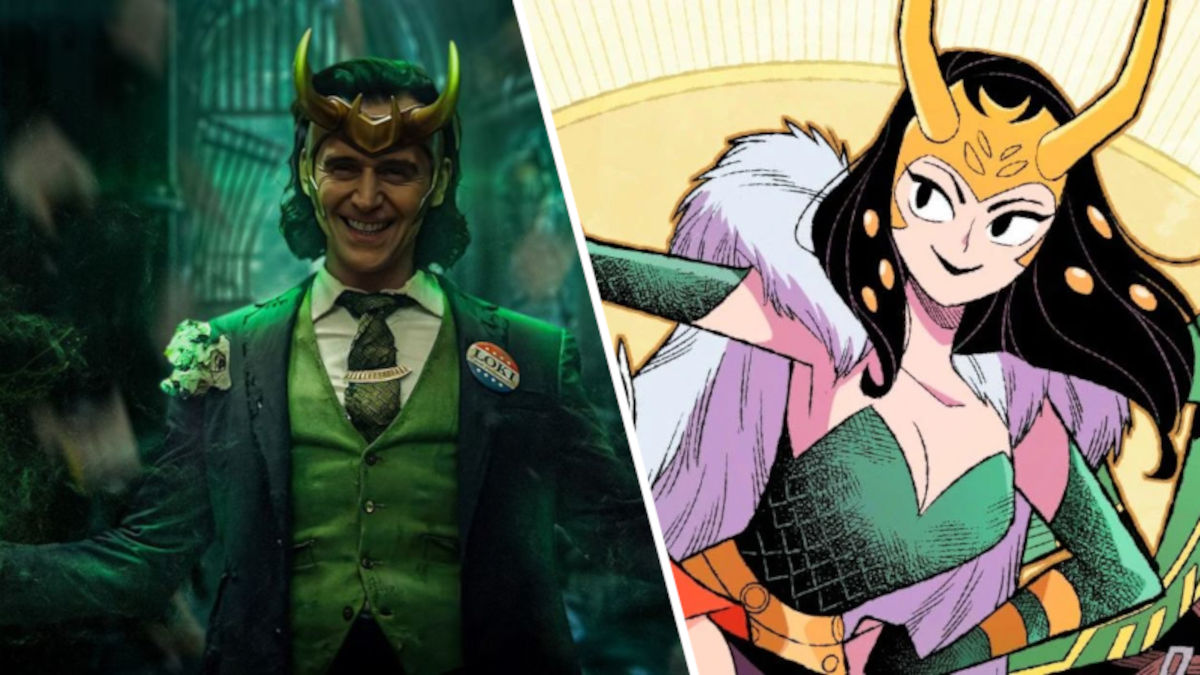 Actor de Loki contento por el género fluido del protagonista