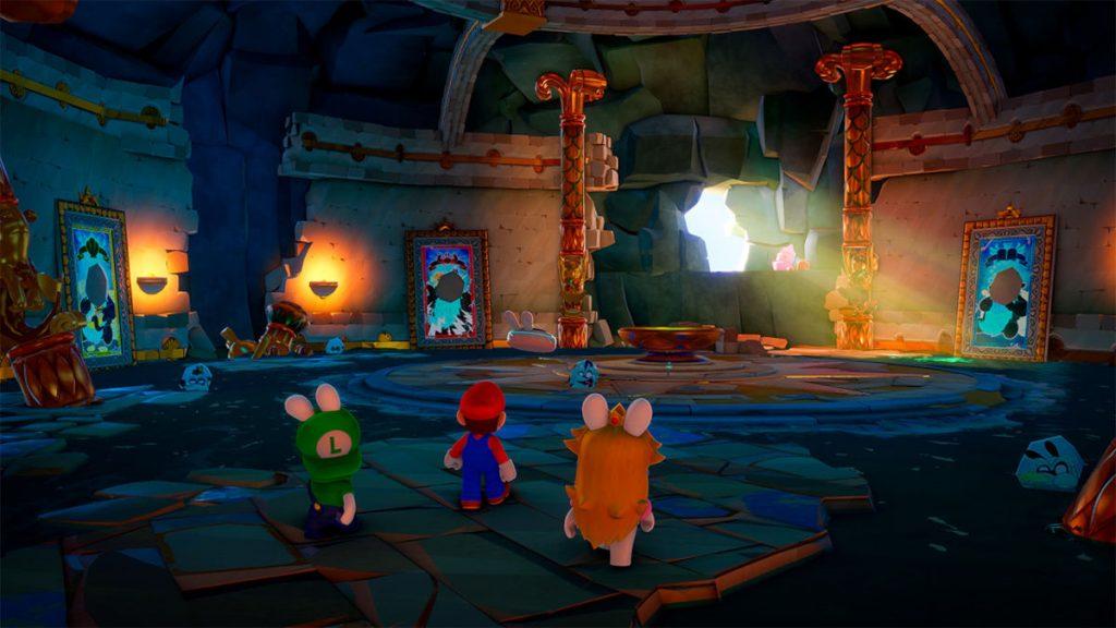 Mario + Rabbids Sparks of Hope filtrado antes de tiempo