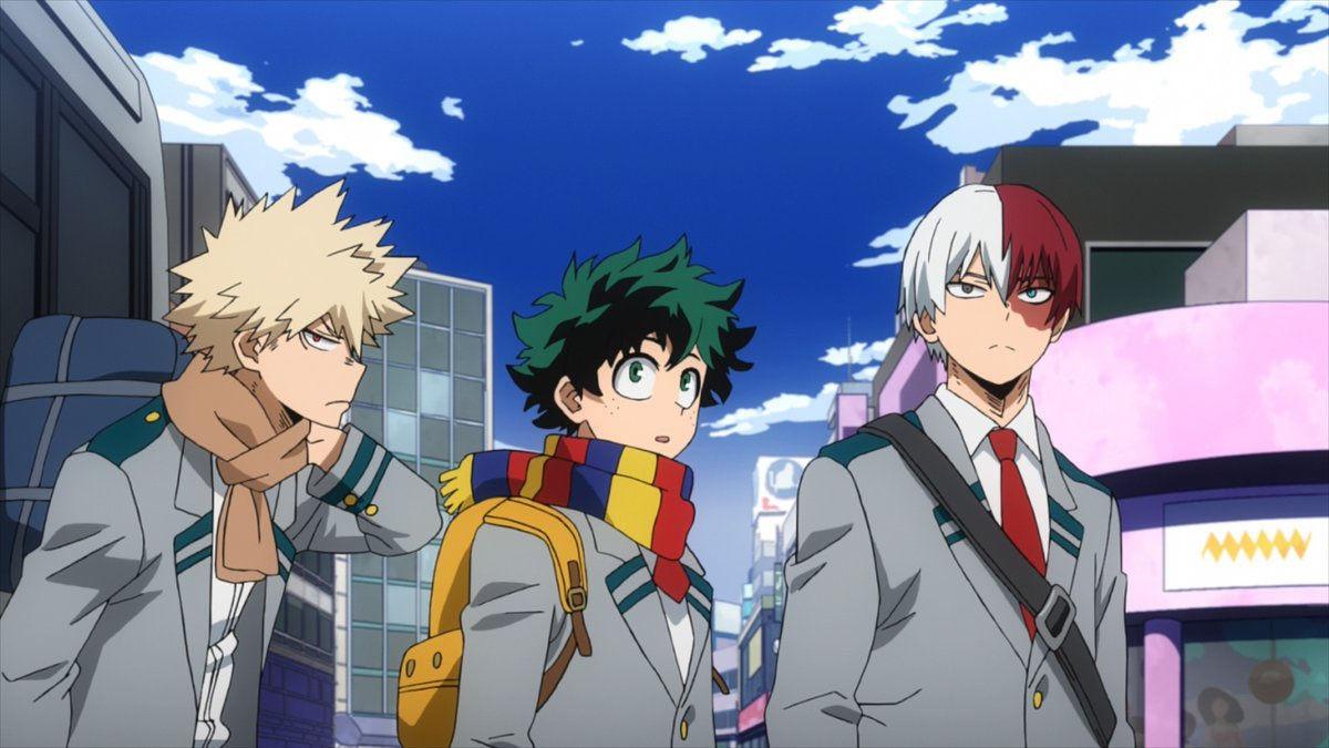 El anime de My Hero Academia tendrá un descanso