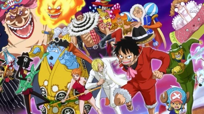 One-Piece-Jinbei