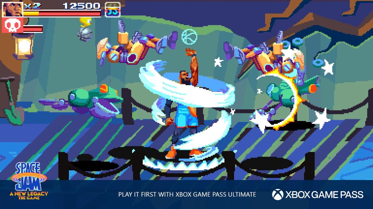Xbox revela Space Jam: A New Legacy – El Juego