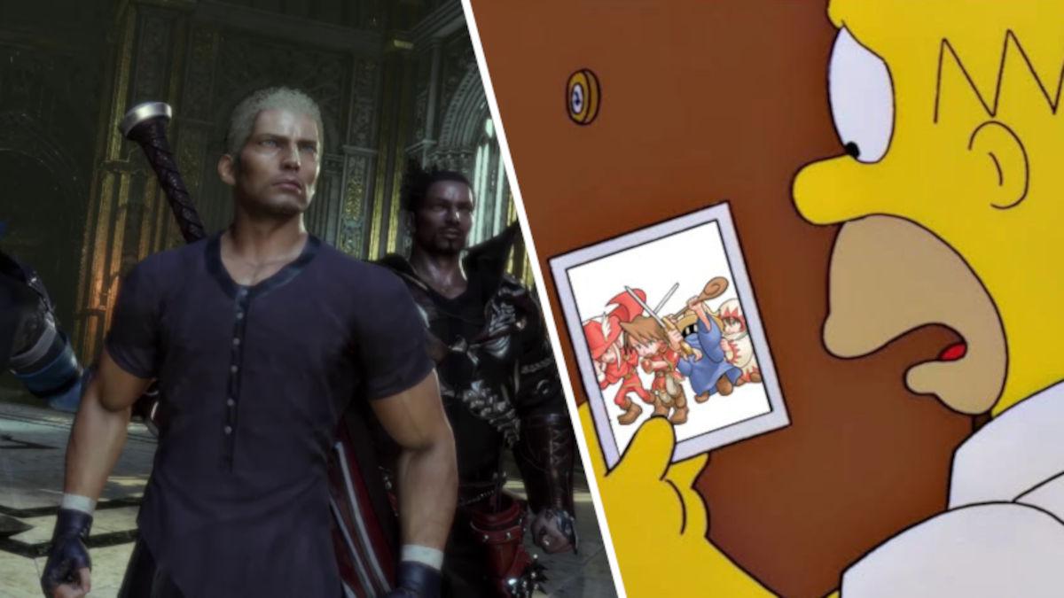 Stranger of Paradise Final Fantasy Origin acribillado por memes
