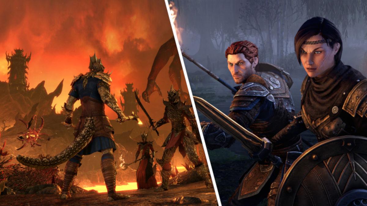 The Elder Scrolls Online: Blackwood ya está disponible