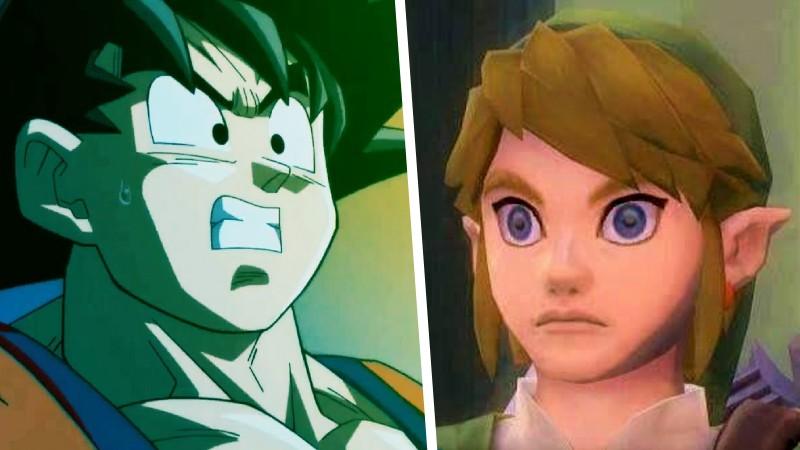 Zelda Dragon Ball