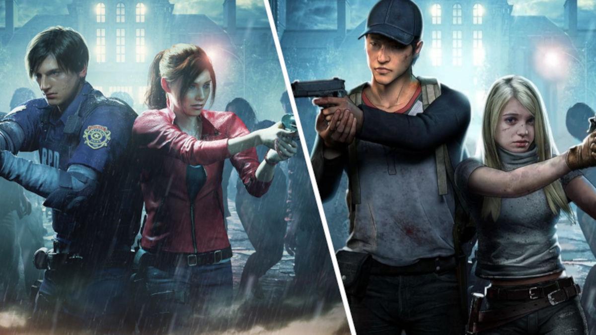 Nuevo juego de The Walking Dead plagió a Resident Evil