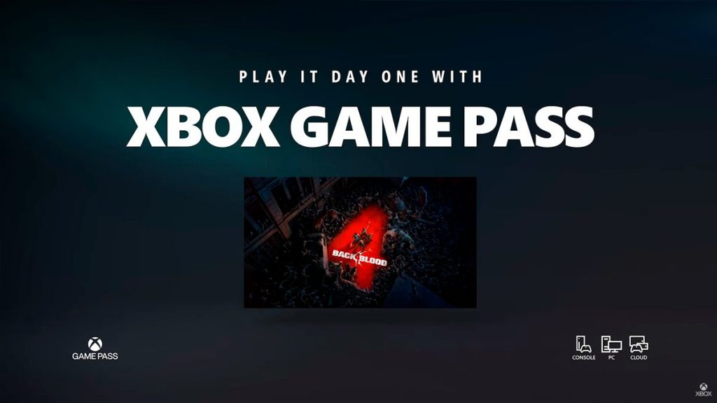 Back 4 Blood Game Pass