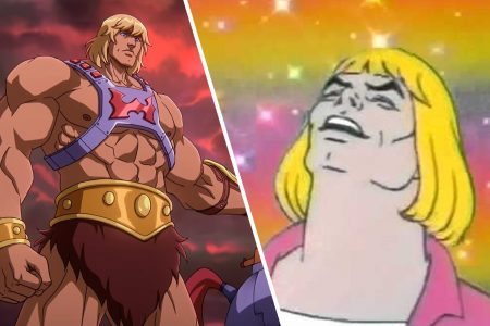 He-Man ícono gay lgbt
