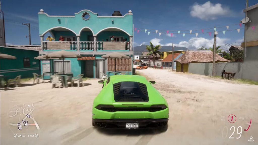 xbox mexico playa juego de carros