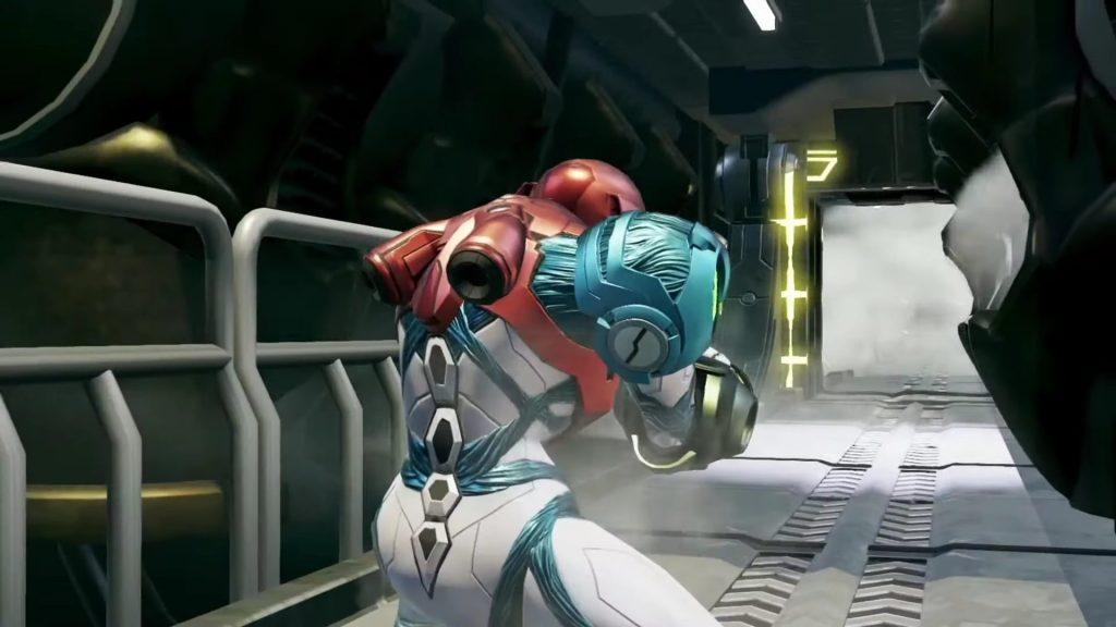 Metroid Dread 5 new Nintendo direct