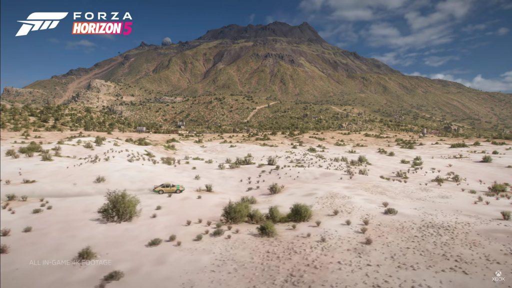 forza horizon 5 desierto de sonora méxico