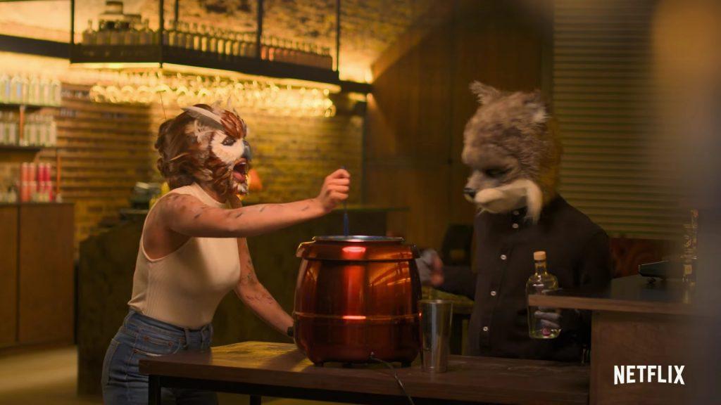 Sexy Beasts netflix furry tv series