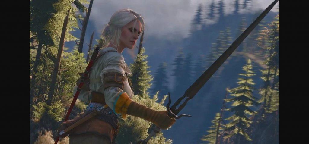 personajes lgbt de videojuegos bisexual ciri the witcher 3