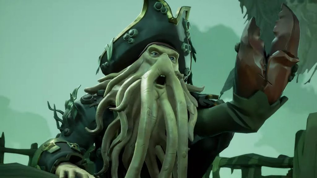 Sea of Thieves: A Pirate's Life Jack Sparrow