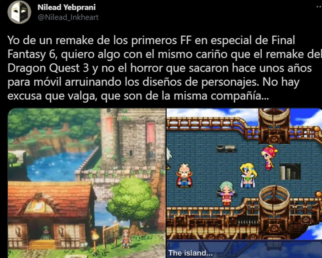 Final Fantasy Pixel Remaster E3 2021 Square Enix