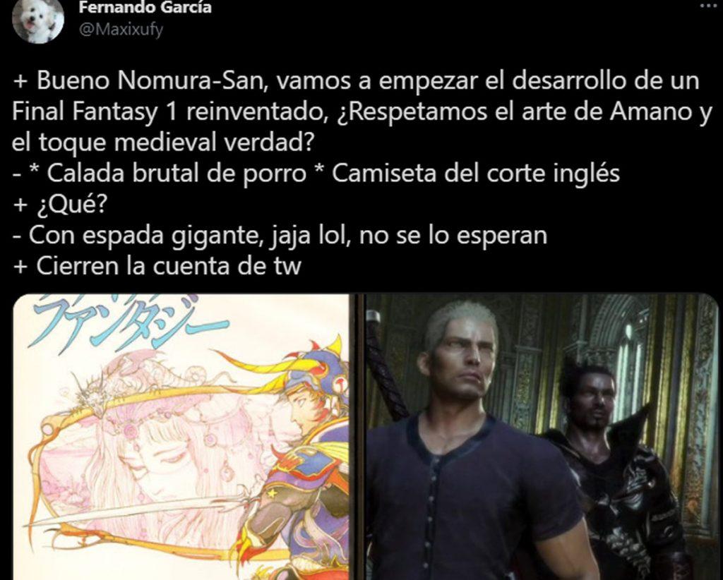 Final Fantasy Origin E3 2021 Square Enix