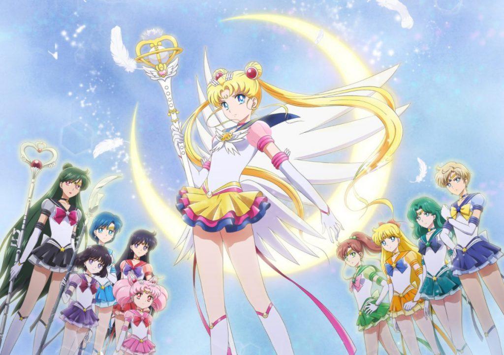 Sailor Moon Crystal Eternal Top Moments