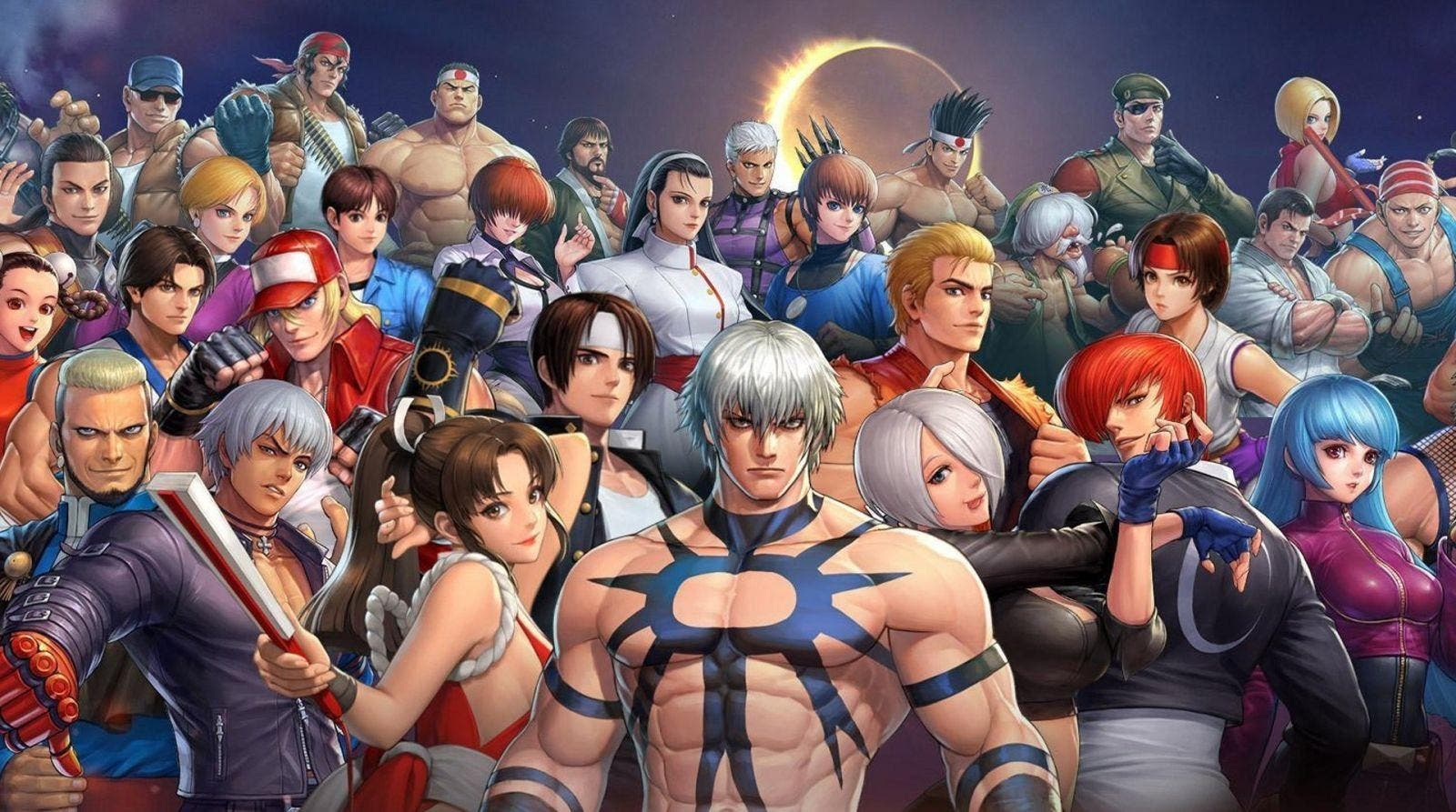 The King of Fighters retrasa 2022