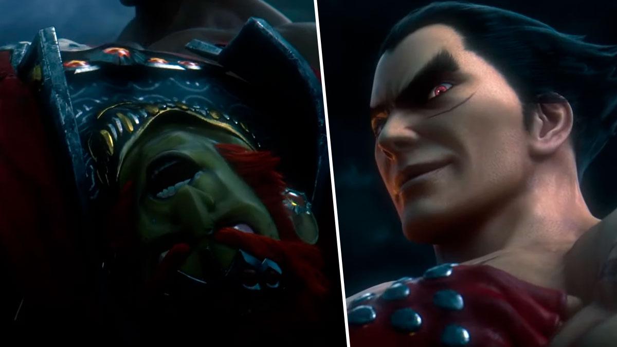 Kazuya Mishima Tekken Super Smash Bros. Ultimate