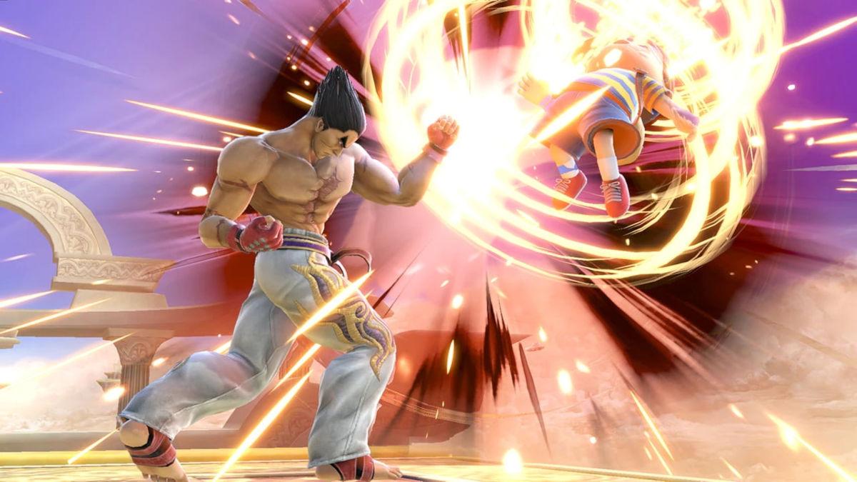 Super Smash Bros. Ultimate: ¿Quién es Kazuya Mishima?