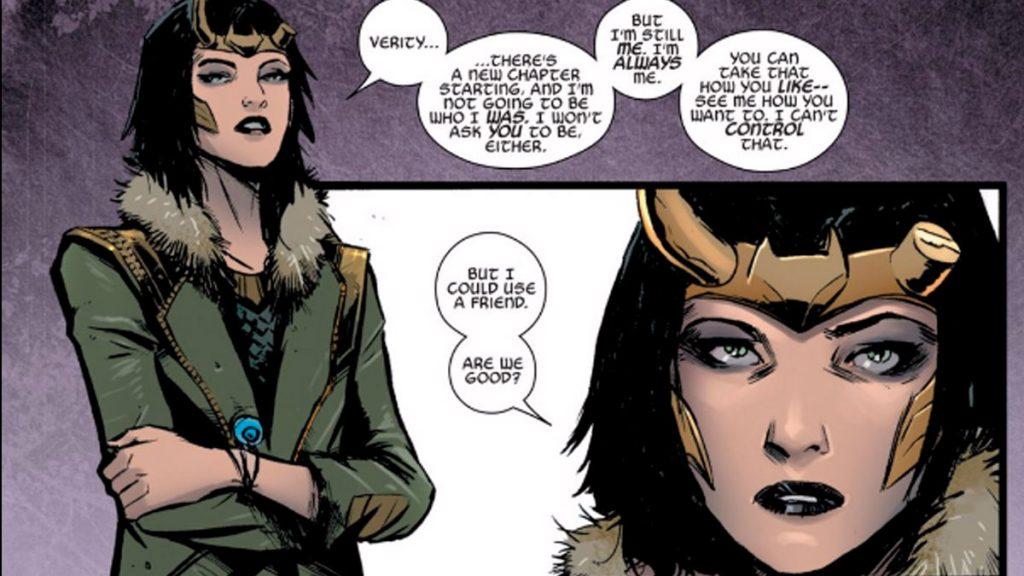 Loki genderfluid género fluido agents of asgard
