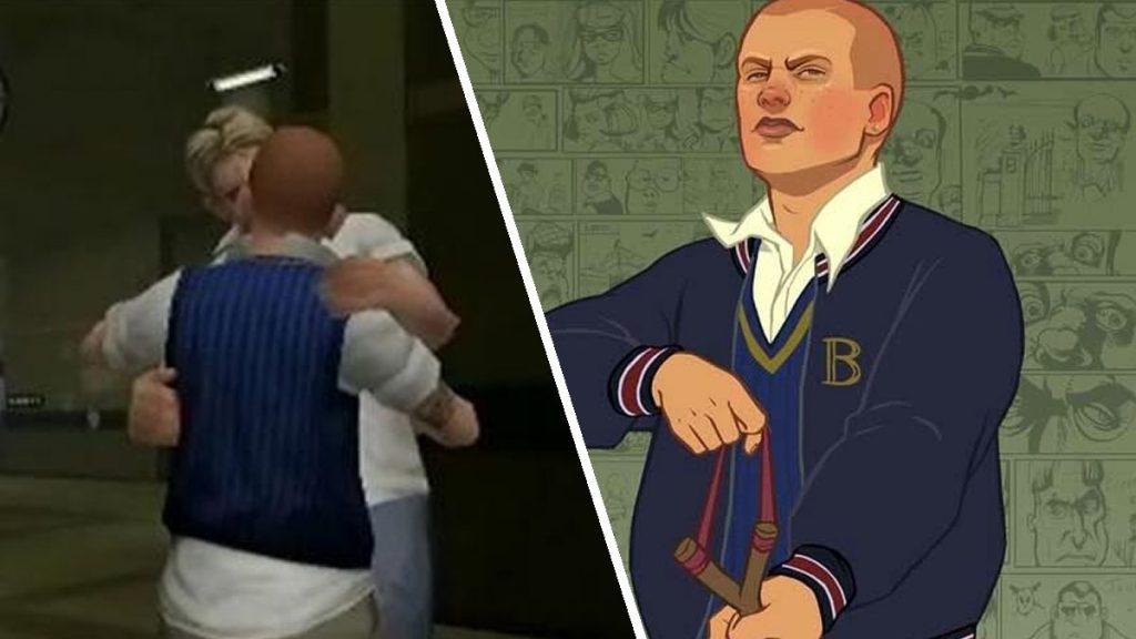 personajes lgbt de videojuegos gay jimmy bully rockstar