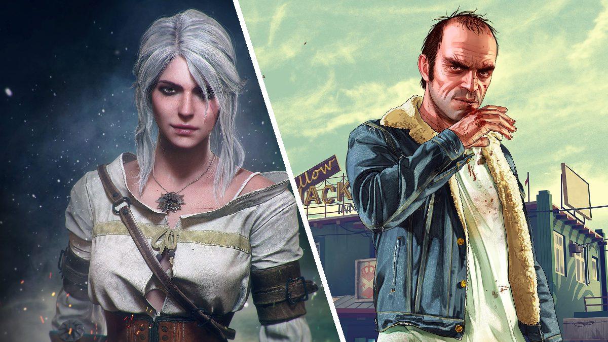 personajes lgbt de videojuegos desde trevor hasta ciri