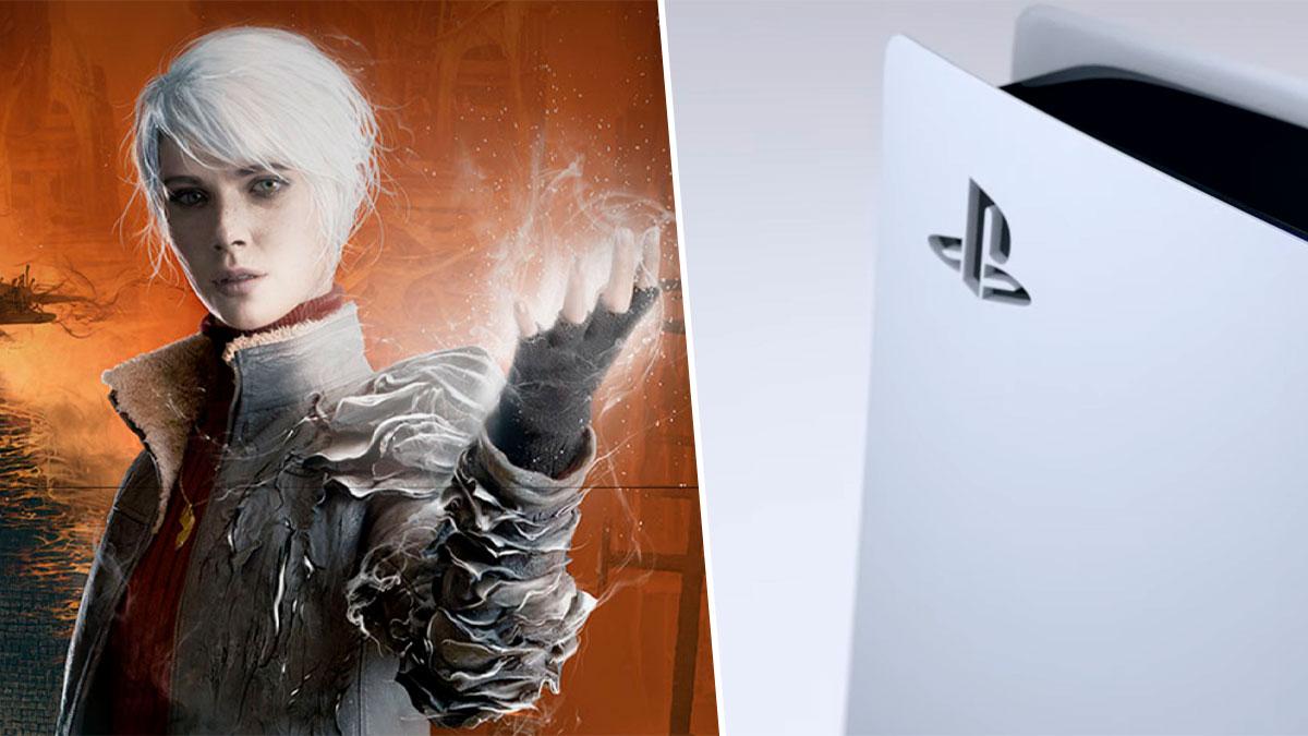 The Medium de Xbox Series X a PS5