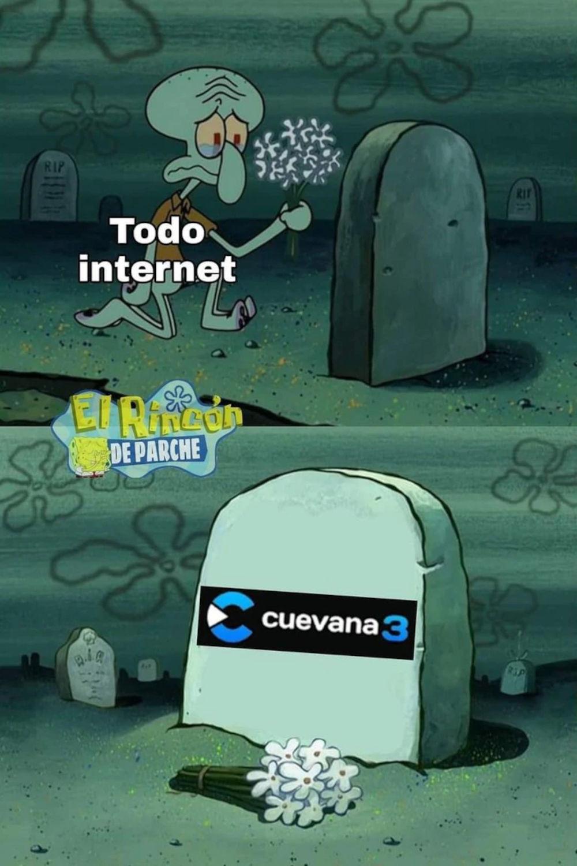 Cuevana se va, pero regresó bien rápido