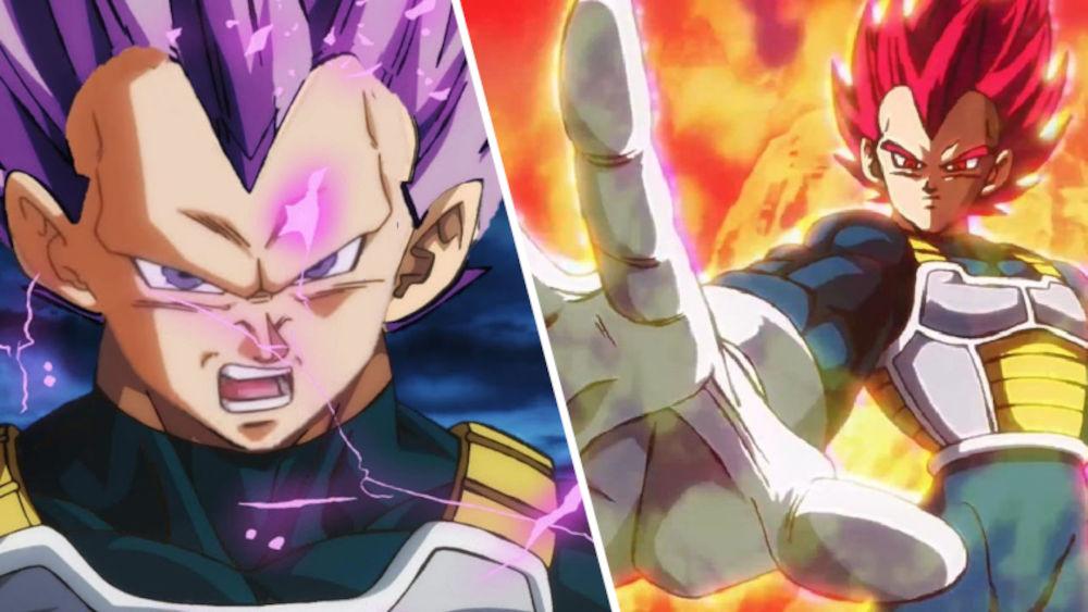 Así podría verse la nueva forma de Vegeta en el anime de Dragon Ball Super
