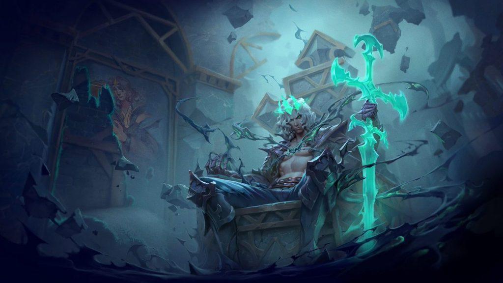 viego, league of legends, rey arruinado