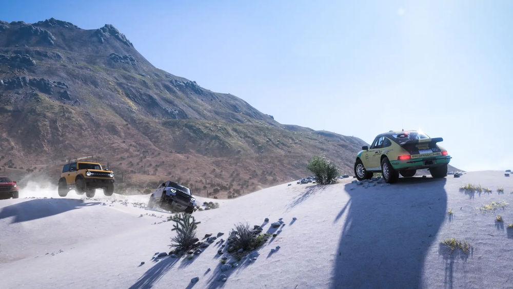 Forza Horizon 5 revela sus primeros biomas