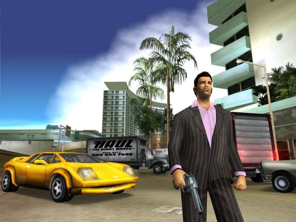 GTA 6 Retro