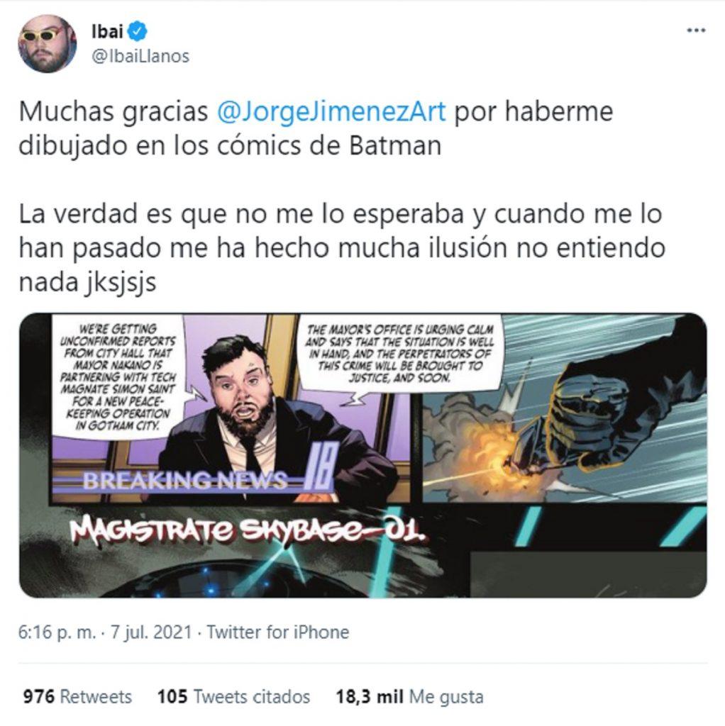 Ibai Batman