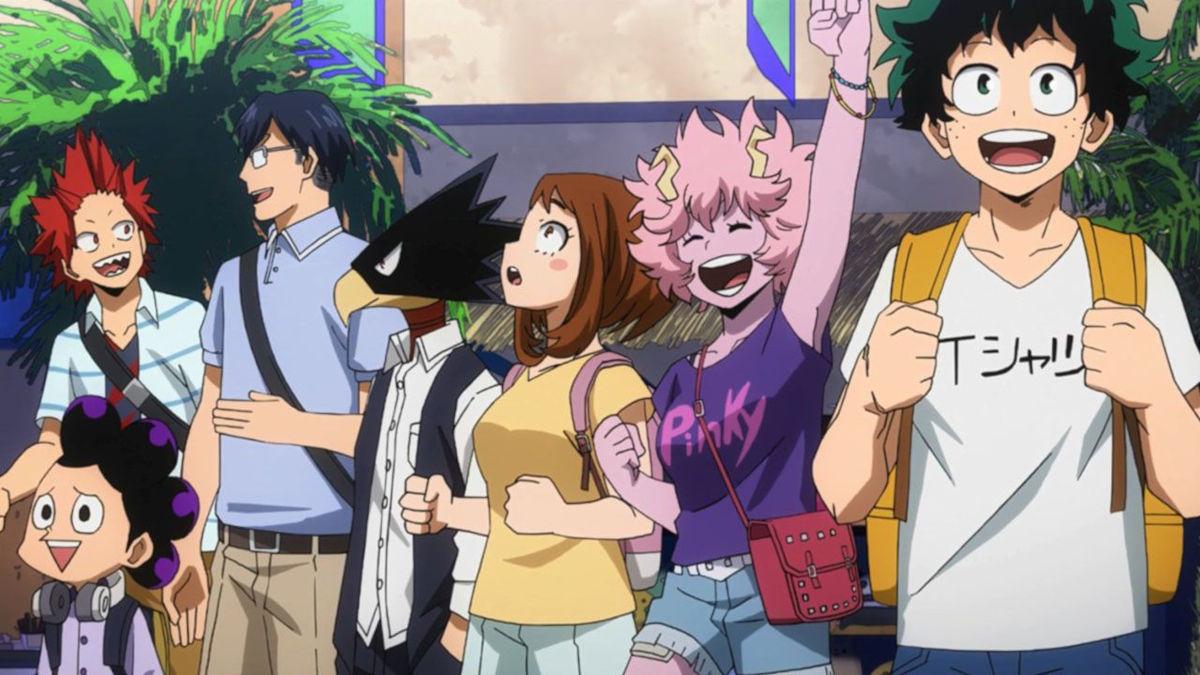 El anime triunfa entre los centennials