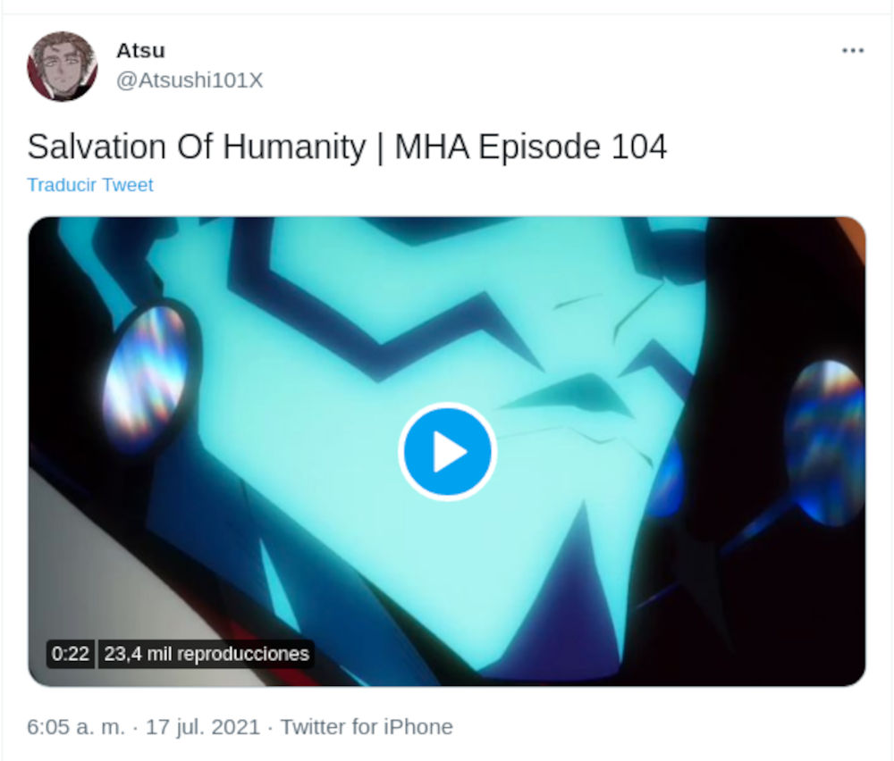 My Hero Academia gets a scene related to its new movie