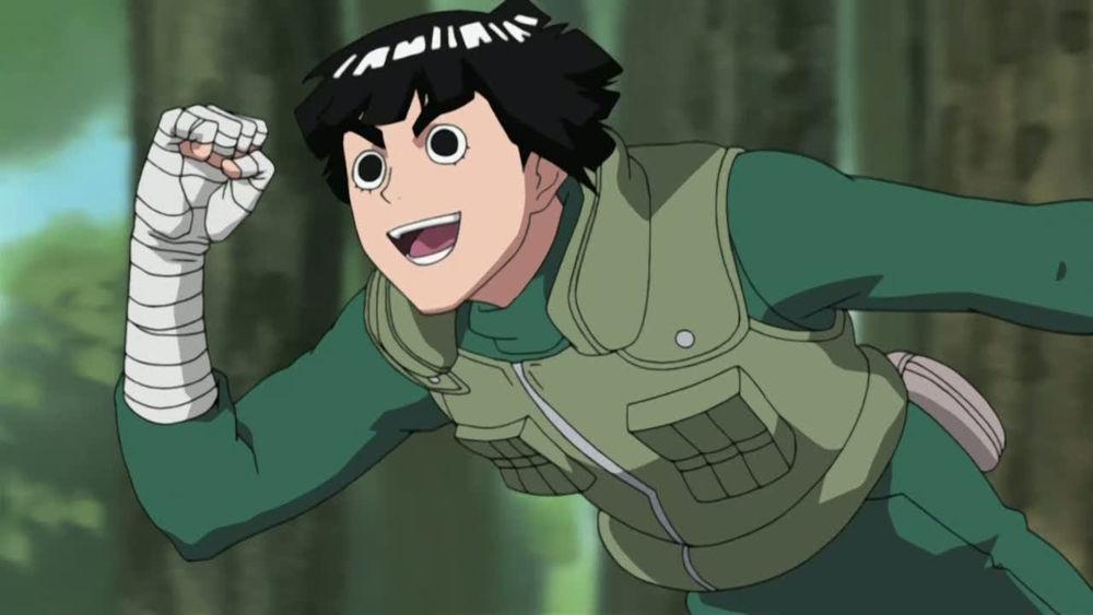 Rock Lee de Naruto cambia de sexo con el cosplay