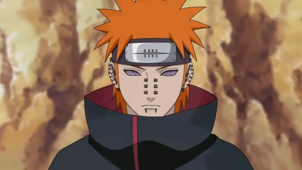 Fan de Naruto Shippuden se tatúa la peor imagen de Pain
