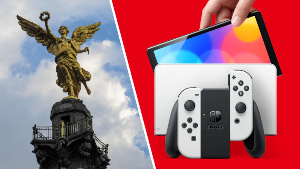 El nuevo modelo de Nintendo Switch tardará en salir en México