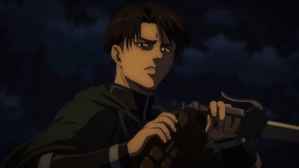 Levi de Shingeki no Kyojin consigue nuevo cosplay