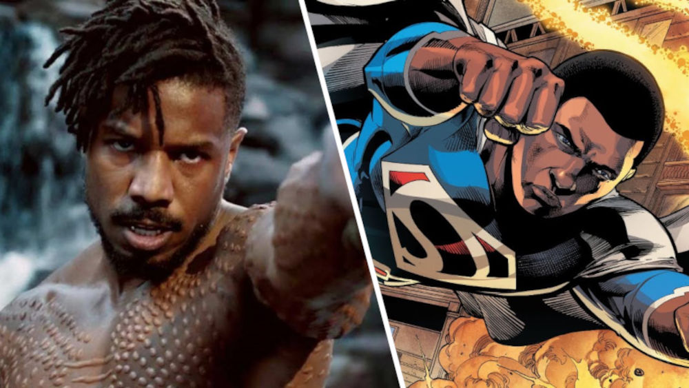Un Superman afrodescendiente llegará a HBO Max